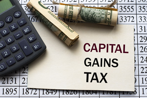 You are currently viewing Capital gains tax rates: How to calculate them and tips on how to minimize what you owe