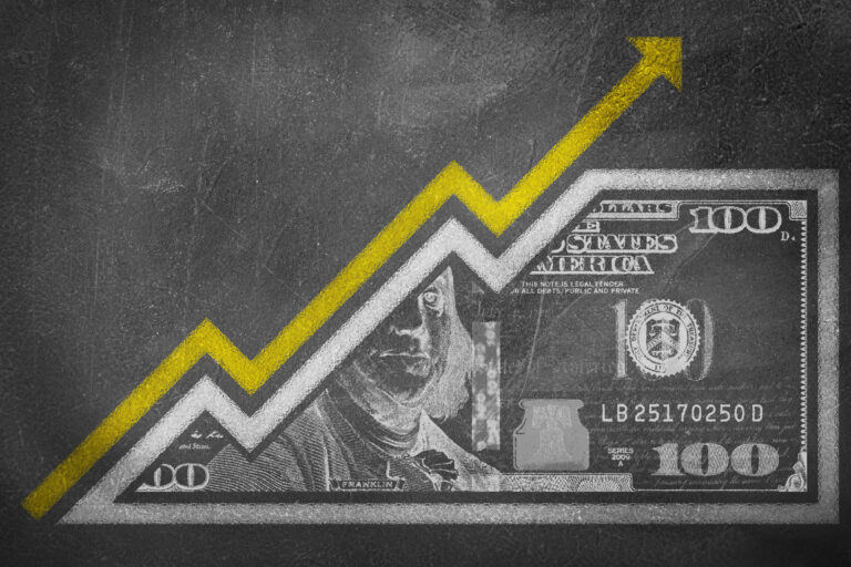 Read more about the article Stocks notched a solid gain as investors looked past higher inflation and new COVID-19 cases